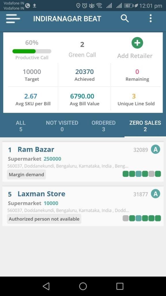 SalesDiary_Van Sales 17